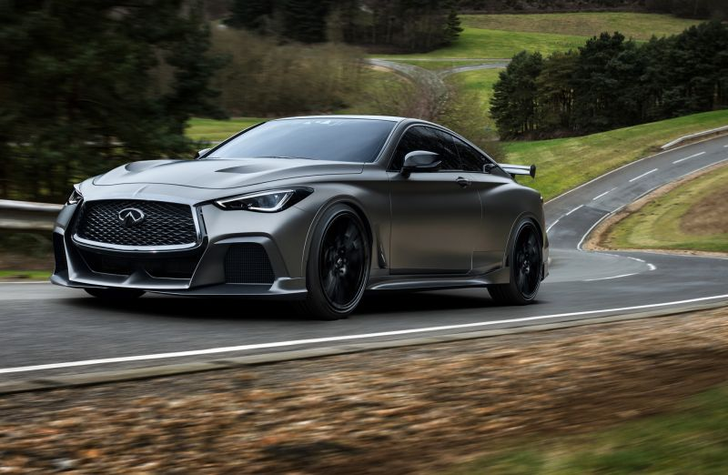 2019 infiniti q60 coupe  convertible  black s hybrid version