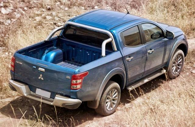 2019 Mitsubishi Triton rear