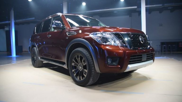 2019 Nissan Armada Changes, Release Date, Prices
