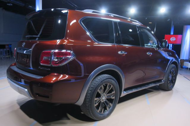 2019 Nissan Armada Changes Release Date Prices Nissan Alliance