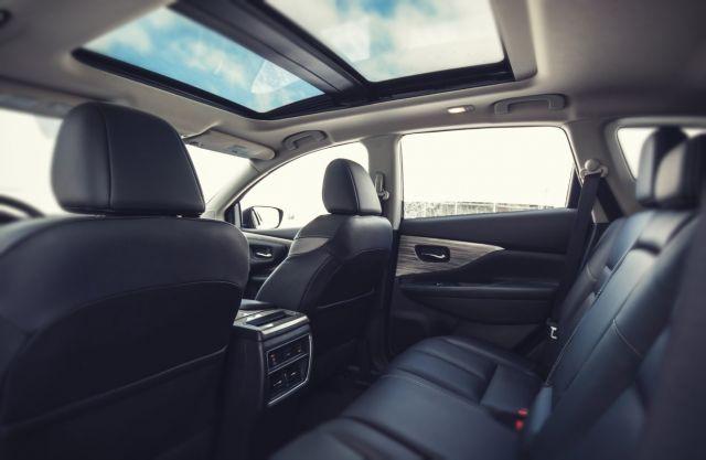Nissan Murano Platinum >> 2019 Nissan Murano is roomy, comfortable and refined SUV ...