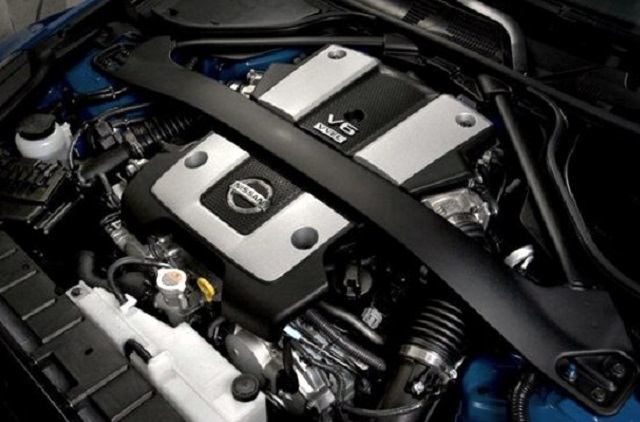 2019 Nissan Z engine