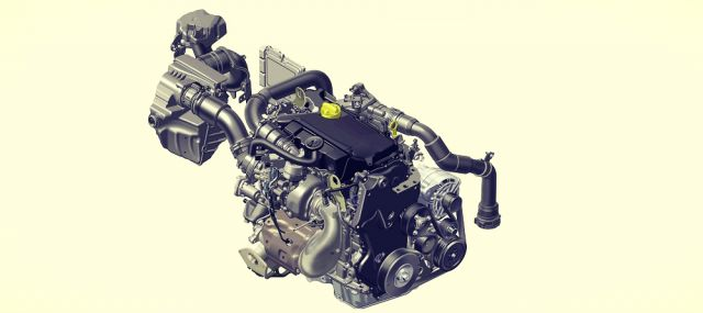 2019 Renault Captur engine