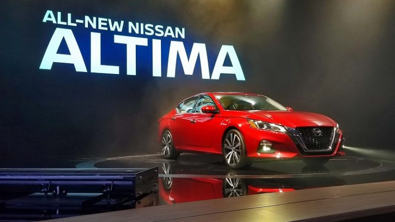 2019 Nissan Altima AWD, Price, Interior, Engine