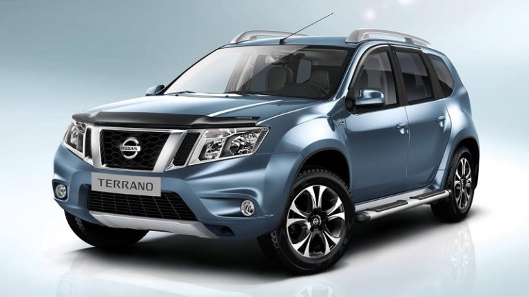 2019 Nissan Terrano Significantly Changed