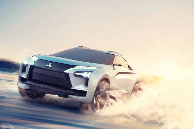 Mitsubishi e-Evolution concept Price, Specs, News