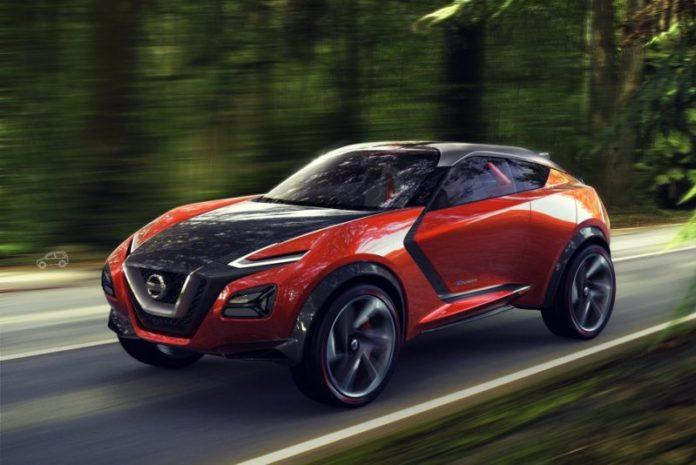 Nissan Gripz front