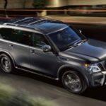 2019 Nissan Armada specs