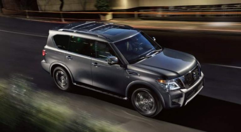 2019 Nissan Armada Full-Size 8-Seat SUV To Get Diesel Engine