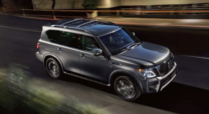 2020 Nissan Armada Diesel Release Date, Specs >> 2019 Nissan Armada Full Size 8 Seat Suv To Get Diesel Engine