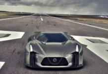 2019 Nissan GT-R R36 Skyline front