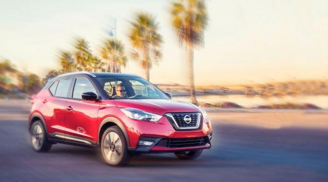 2019 Nissan Juke front