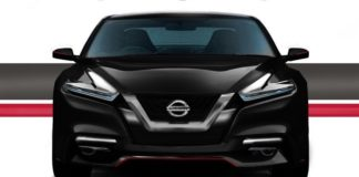 2019 Nissan Maxima Nismo