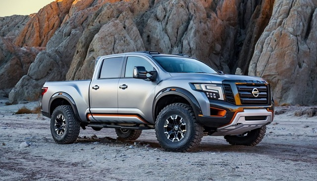 2019 Nissan Titan NISMO review