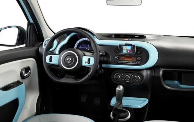 2019 Renault Twingo interior