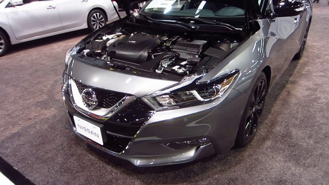 2019 nissan maxima engine