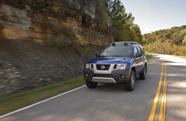 2019 nissan xterra review