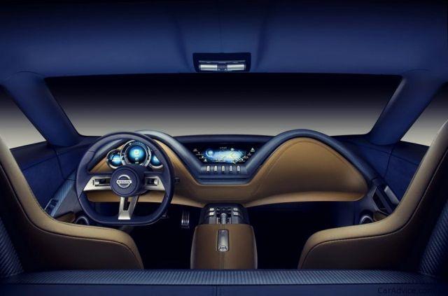 Nissan Esflow interior