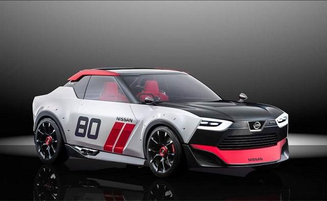Nissan IDX Nismo concept front view