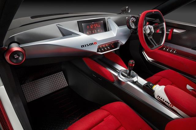 Nissan IDX Nismo concept interior