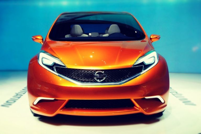 Nissan Invitation concept is the adorable and dynamic hatchback