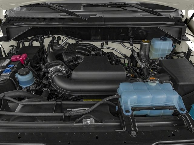 2018 Nissan NV1500 engine