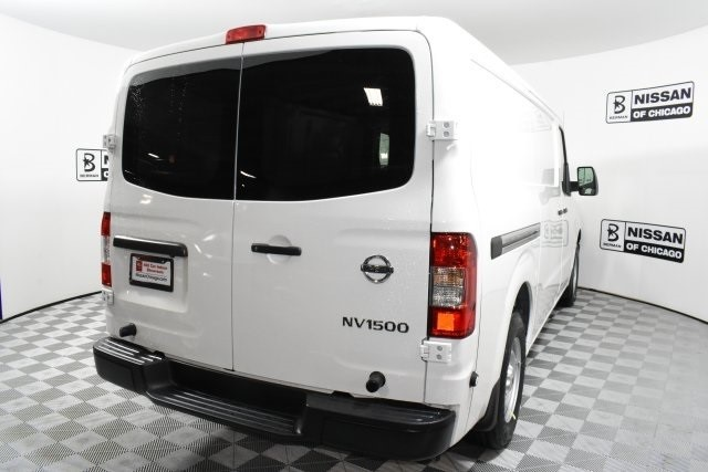 2018 Nissan NV1500 rear view