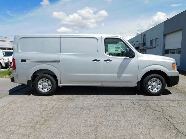 2018 Nissan NV1500 side view