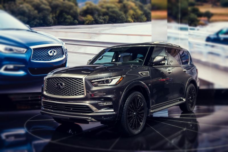 2019 Infiniti QX80 Redesign, Price, Release Date - Nissan ...