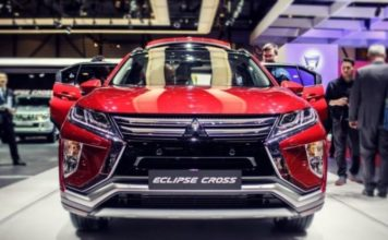 2019 Mitsubishi Eclipse front