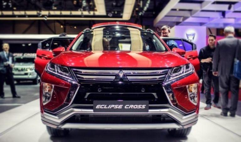 2019 Mitsubishi Eclipse Cross Review, Specs