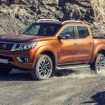 2019 Nissan Frontier front