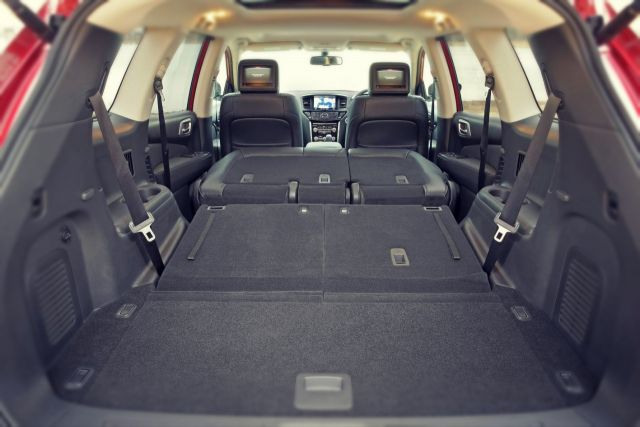 2019 Nissan Pathfinder Review, Platinum Edition - Nissan ...