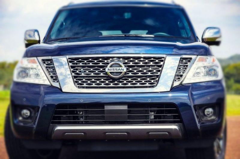 2019 Nissan Patrol Redesign, Release Date, Platinum trim ...