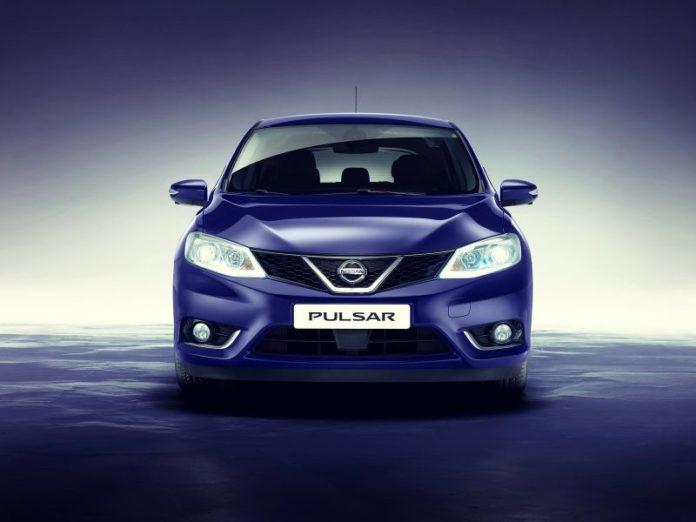 2019 Nissan Pulsar front