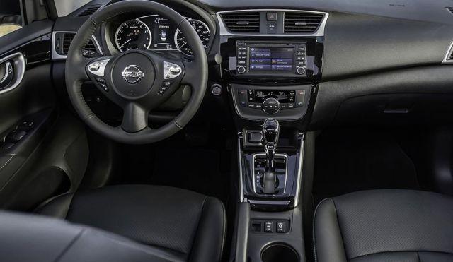 2019 Nissan Pulsar interior