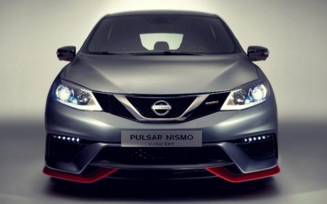 2019 Nissan Pulsar nismo front