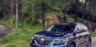 2019 Renault Koleos front