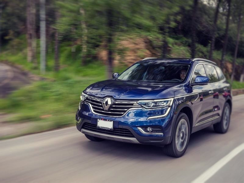 2019 Renault Koleos Specs News Update Nissan Alliance