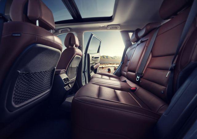 2019 Renault Koleos seats
