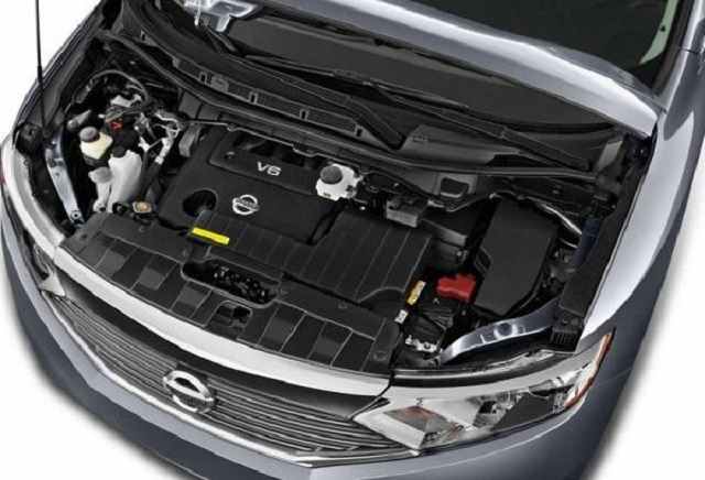 2019 nissan quest engine