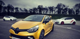 2020 Renault Clio RS model