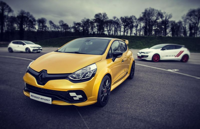 2020 Renault Clio Rs Will Get A 1 8 Liter Turbocharged Engine