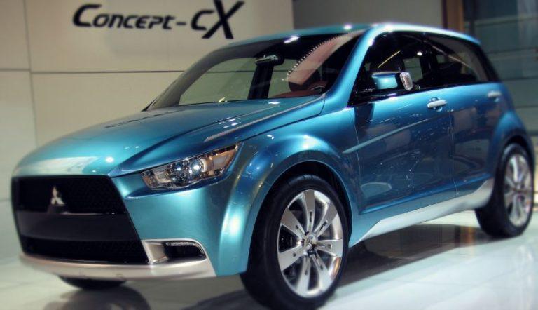 Mitsubishi Concept CX Price, Specs