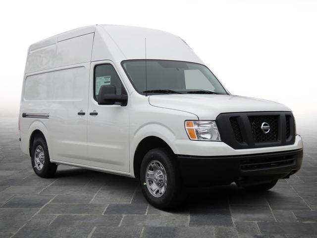 2018 Nissan NV Cargo Van review