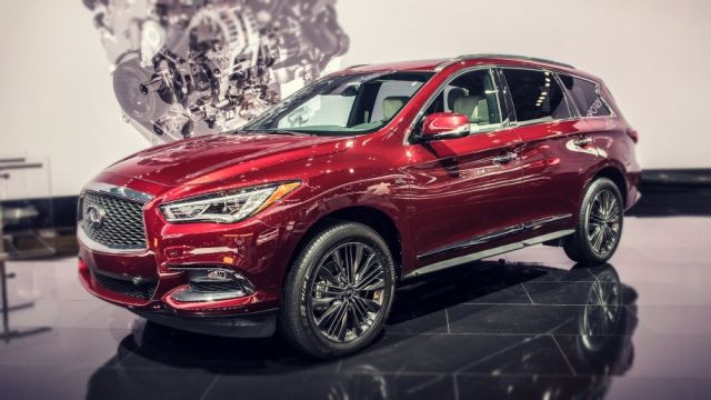 2019 Infiniti Q80 >> 2019 Infiniti QX60 will get a new Limited trim - Nissan Alliance