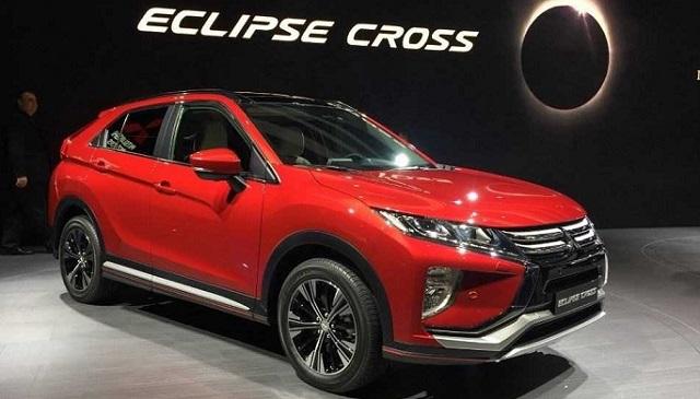 2019 Mitsubishi Eclipse Cross: Changes, Design, Specs >> 2019 Mitsubishi Eclipse Cross Changes Design Specs Upcoming New