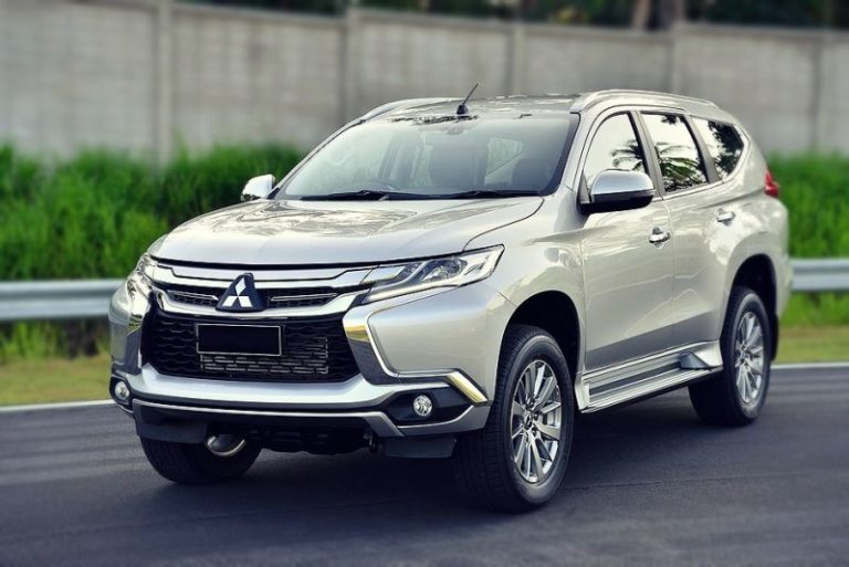2019 Mitsubishi Pajero will share a same platform with the Patrol model