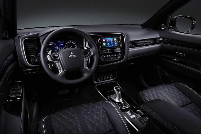 2019 Mitsubishi RVR interior