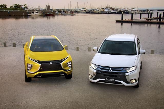 2019 Mitsubishi RVR specs